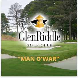 Glen Riddle, Man-o-War Golf Course
